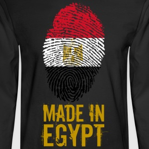 Made in Egypt / مصر - Men's Long Sleeve T-Shirt