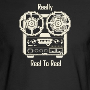 Really Reel To Reel - Men's Long Sleeve T-Shirt