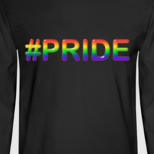 #PRIDE - Men's Long Sleeve T-Shirt