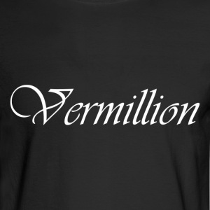 Vermillion T - Men's Long Sleeve T-Shirt