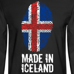 Made In Iceland / îs - Men's Long Sleeve T-Shirt
