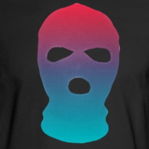 Ski Mask - Men's Long Sleeve T-Shirt