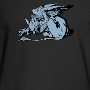 Gryphon From Alice - Men's Long Sleeve T-Shirt