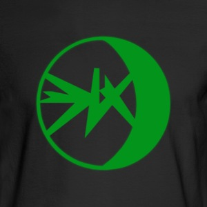 EKlips Clothing Green/Blk - Men's Long Sleeve T-Shirt