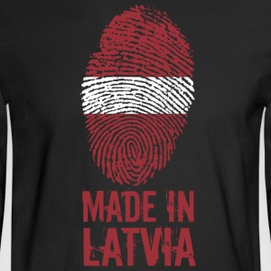 Made In Latvia - Men's Long Sleeve T-Shirt