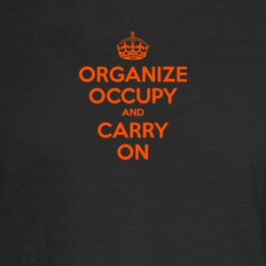 OCCUPY WALL STREET - Men's Long Sleeve T-Shirt