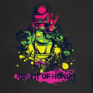 KNIGHT OF HONOR COLORFUL - Men's Long Sleeve T-Shirt