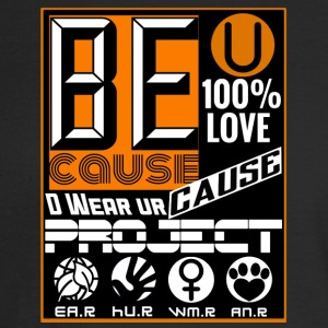 The Wear your cause project - Men's Long Sleeve T-Shirt