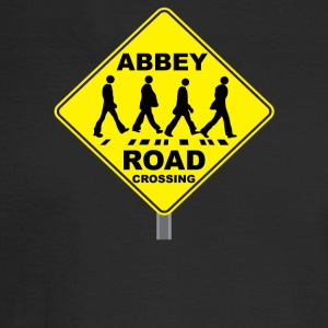 Abbey Road Crossing - Men's Long Sleeve T-Shirt
