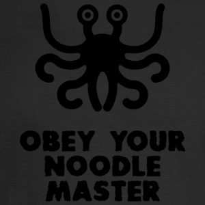 OBEY YOUR NOOLE MASTER - Men's Long Sleeve T-Shirt