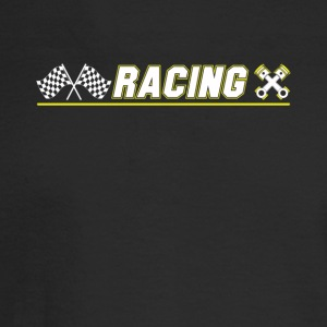 Cool Graphic Racing Tee Shirts - Men's Long Sleeve T-Shirt