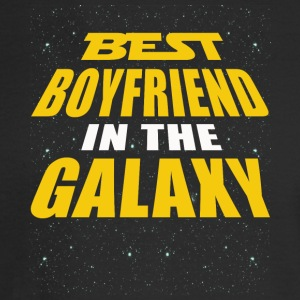Best Boyfriend In The Galaxy - Men's Long Sleeve T-Shirt