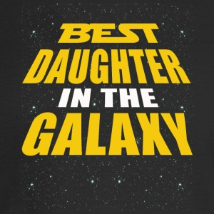 Best Daughter In The Galaxy - Men's Long Sleeve T-Shirt