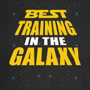 Best Training In The Galaxy - Men's Long Sleeve T-Shirt
