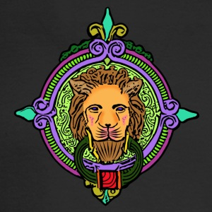 Lion Art - Men's Long Sleeve T-Shirt