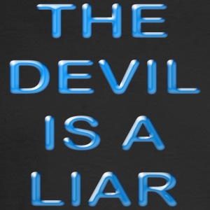 The Devil Is A Liar - Men's Long Sleeve T-Shirt