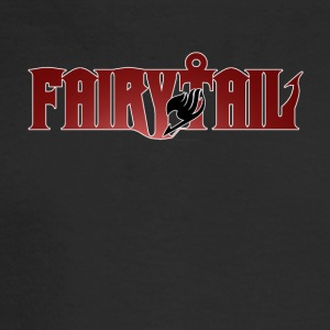 Fairy Tail TV Anime Logo T-Shirt Hoodies - Men's Long Sleeve T-Shirt