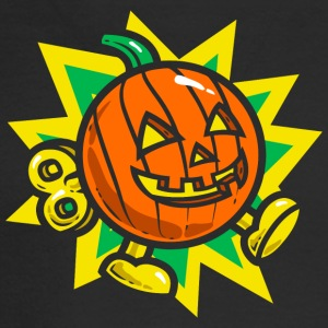 Pumpkin Bomb - Men's Long Sleeve T-Shirt