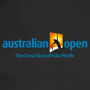 Australian Open 2014 Logo - Men's Long Sleeve T-Shirt