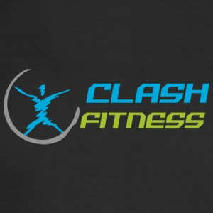 CLASH Fitness - Men's Long Sleeve T-Shirt