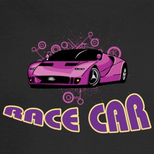 Race_car - Men's Long Sleeve T-Shirt