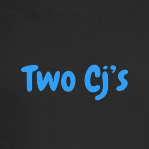 Two Cj's no logo - Men's Long Sleeve T-Shirt