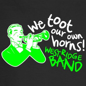 Westridge Band - Men's Long Sleeve T-Shirt