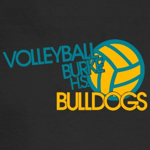 VOLLEYBALL BURKE H - Men's Long Sleeve T-Shirt