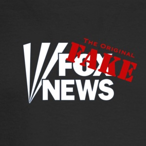 Fox Fake News, the original fake - Men's Long Sleeve T-Shirt