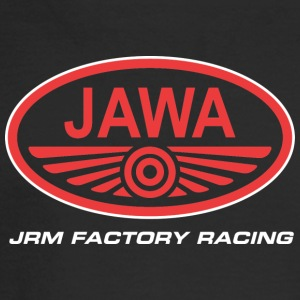 jawa logo - Men's Long Sleeve T-Shirt