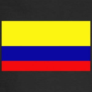 colombia flag 121244963 - Men's Long Sleeve T-Shirt