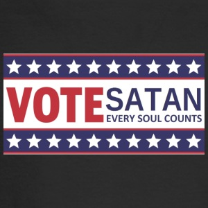 VOTE SATAN - Men's Long Sleeve T-Shirt
