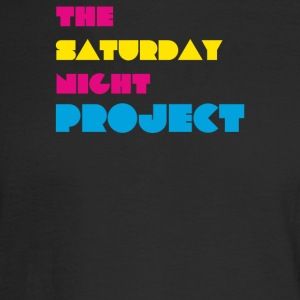 The Saturday Night Project - Men's Long Sleeve T-Shirt
