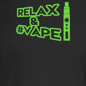 Relax Vape - Men's Long Sleeve T-Shirt
