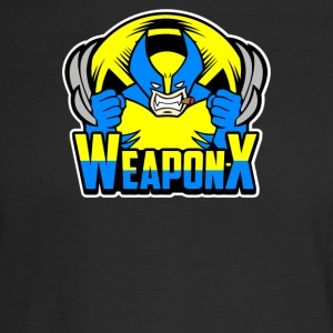 Mutant Weapon - Men's Long Sleeve T-Shirt