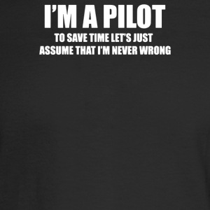 Pilot - Men's Long Sleeve T-Shirt