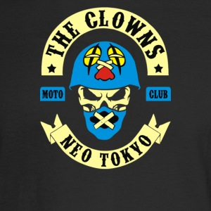 The Clowns Neo Tokyo - Men's Long Sleeve T-Shirt