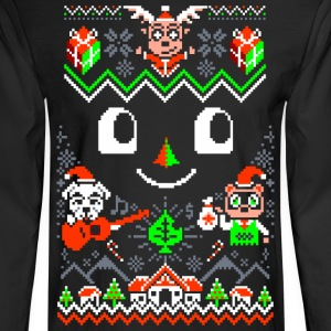 Toy Day Sweater - Men's Long Sleeve T-Shirt