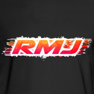 RMJ Logo - Men's Long Sleeve T-Shirt