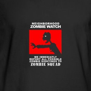 Zombie Watch - Men's Long Sleeve T-Shirt