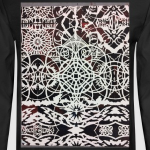 Geometry of Sky Dwellers - Men's Long Sleeve T-Shirt