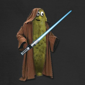 Jedi Pickle - Men's Long Sleeve T-Shirt