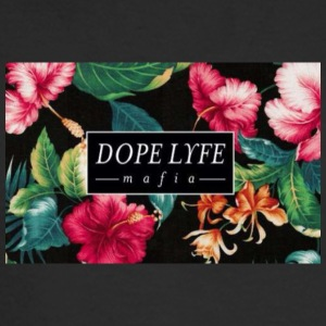 floral dope - Men's Long Sleeve T-Shirt