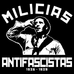Milicias antifascistas 1936-1939