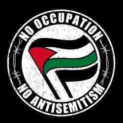 No occupation, no antisemitism