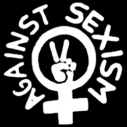 Against sexism