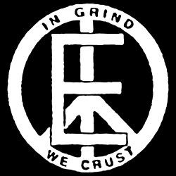 In grind we crust