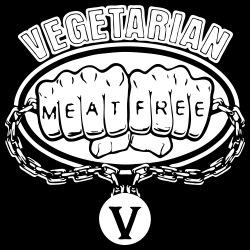 Vegetarian meat free