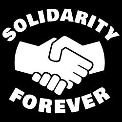 Solidarity forever