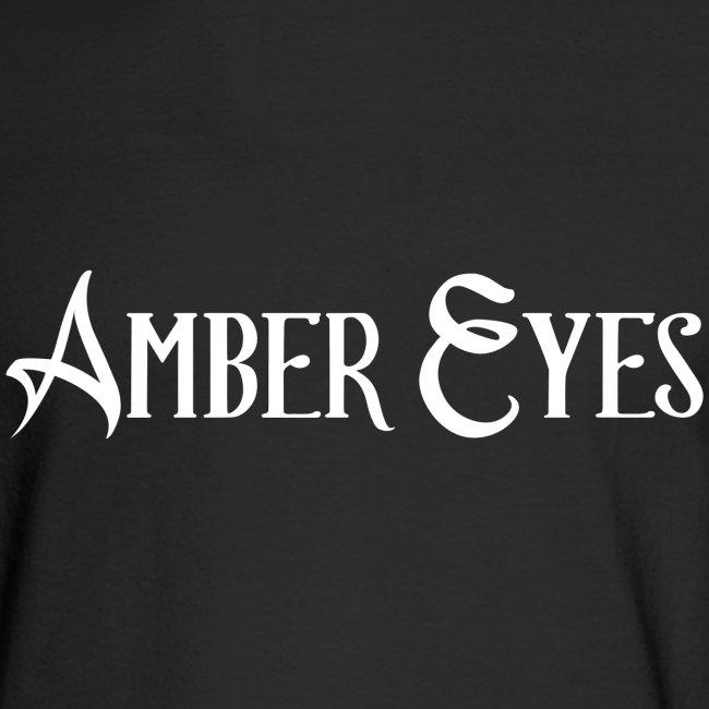 AMBER EYES LOGO IN WHITE
